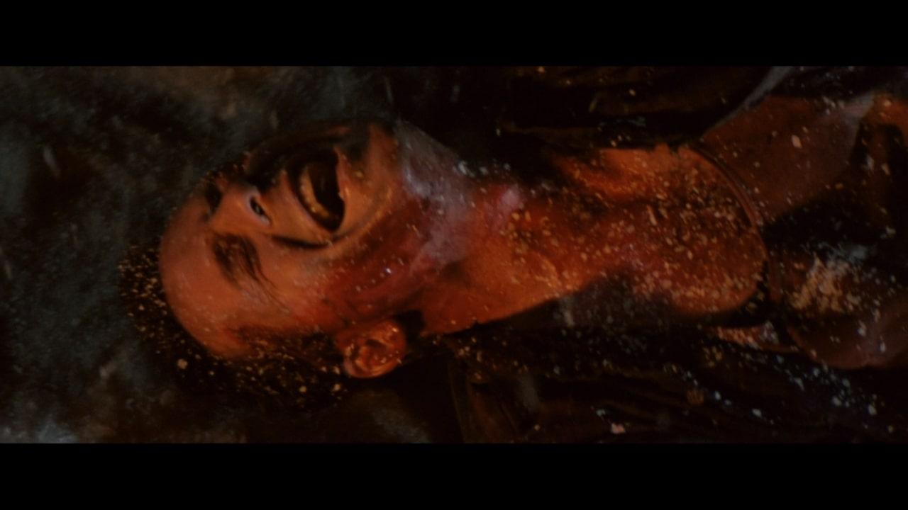 『ダイハード2』の主人公・マクレーン。全てを終え、思わず笑みが溢れる。