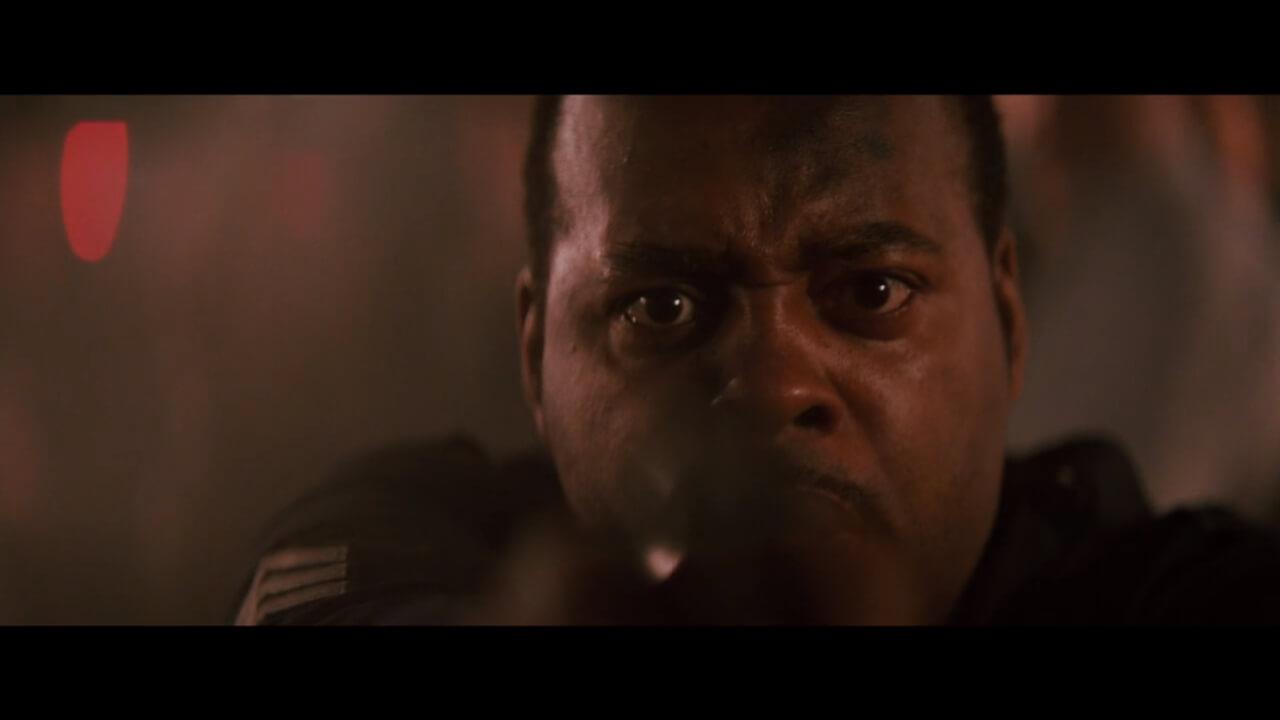 『ダイハード』にて主人公・マクレーンの相棒役を勤めるアル。演じるのはレジナルド・ヴェルジョンソン。