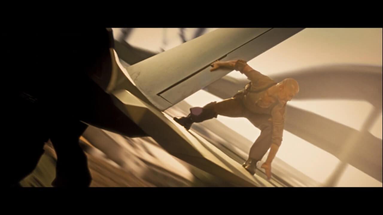『ダイ・ハード4.0』にて遂に戦闘機とも戦うはめになったマクレーン。