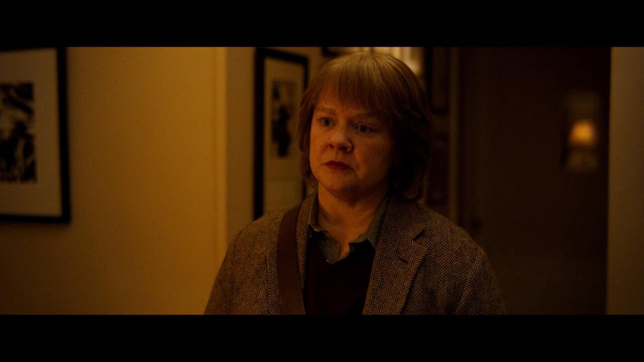 『ある女流作家の罪と罰』の主人公、リー・イスラエル。演じるのはメリッサ・マッカーシー。