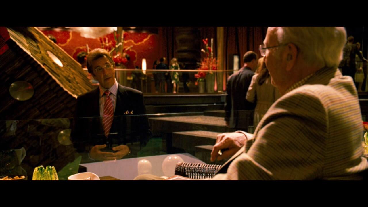 『オーシャンズ13』にて登場する宿敵のカジノの支配人。演じるのはアル・パチーノ。