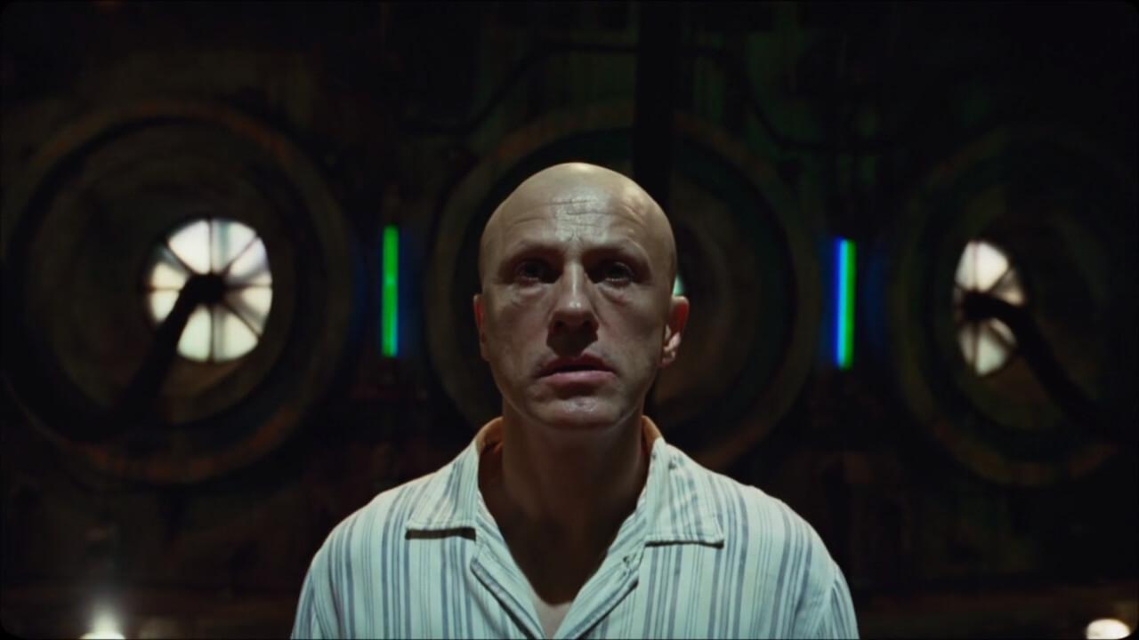 『ゼロの未来』の主人公・コーエン。演じるのは名優、クリストフ・ヴァルツ。