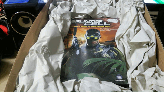 Splinter Cell: Pandora Tomorrowを購入