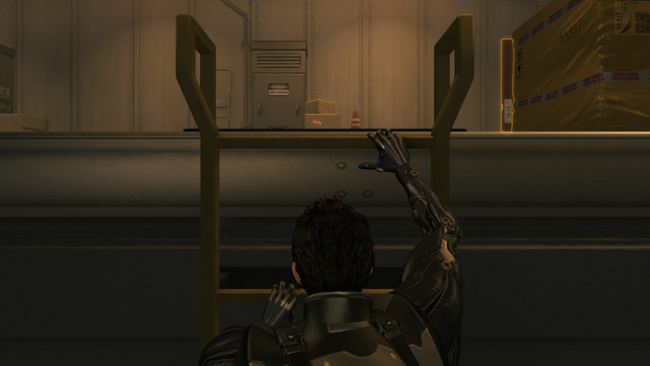Deus Ex: Human Revolution – 2周目 (1)
