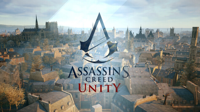 Assassin's Creed Unity – 久々の正統派アサシンか (1)