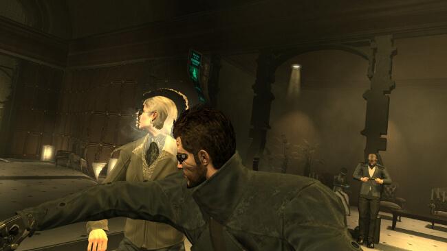 Deus Ex : Human Revolution(デウスエクス)【感想 評価 批評  レビュー】