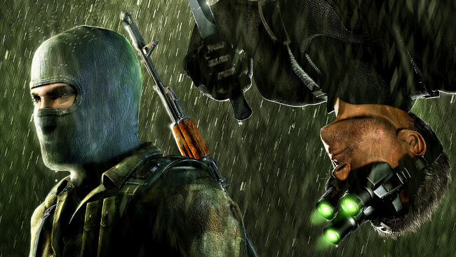 Splinter Cell Chaos Theory【感想 評価 批評  レビュー】