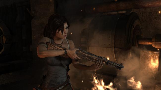 Tomb Raider – ヌルい (2)