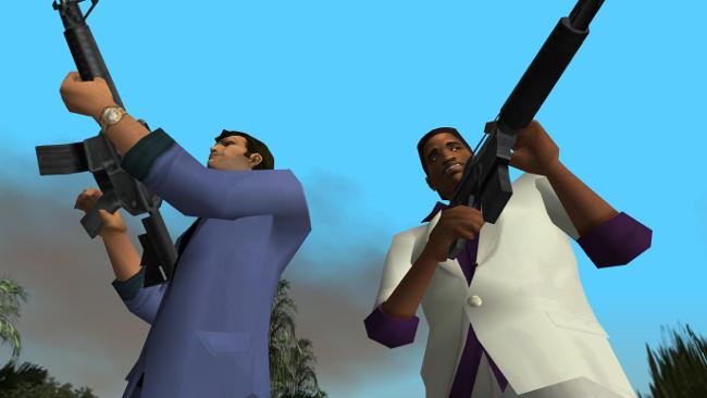 Grand Theft Auto Vice City(グランド・セフト・オート バイスシティ)【感想 評価 批評 レビュー】