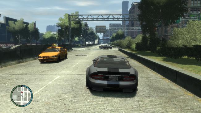 Grand Theft Auto IV – カーチェイス (4)