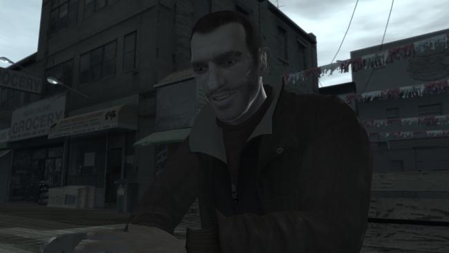 Grand Theft Auto IV – あと少し (5)