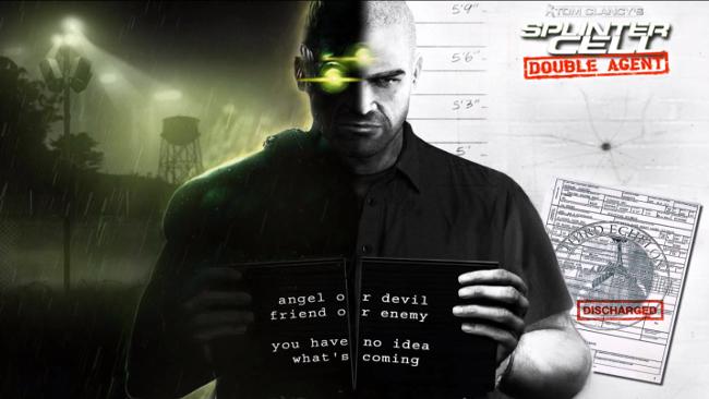 Splinter Cell Double Agent(スプリンターセル二重スパイ)【感想 評価 批評 レビュー】