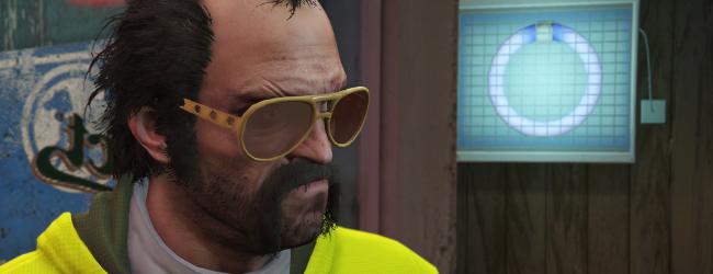 Grand Theft Auto V – キャラクターチェンジ (1)