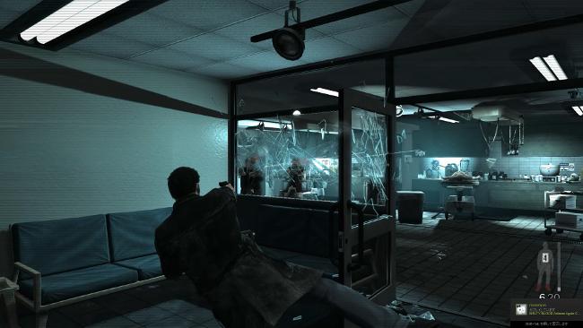 Max Payne 3 – シュートドッジとバレットタイム (1)