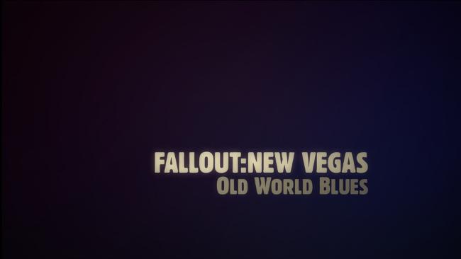 Old World Bluesのタイトル画像。