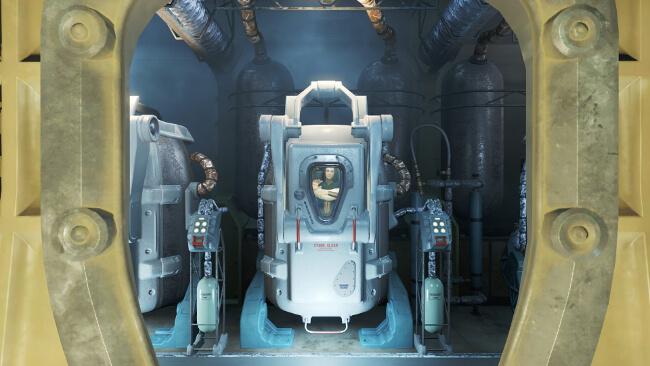 Fallout 4 – 旅の始まり (1)