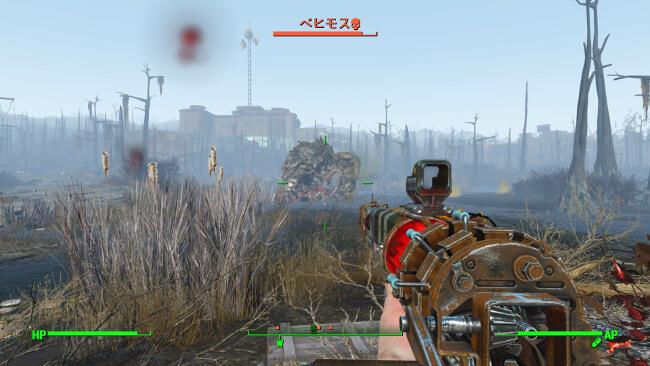 Fallout 4 – ベヒモス対マイアラーククイーン (4)