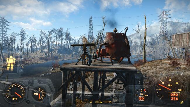 Fallout 4 – それでも入植者を守る (8)