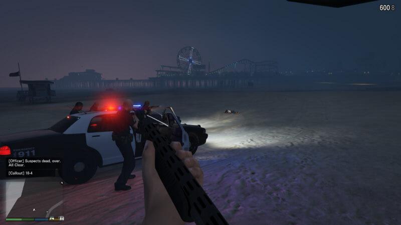 今度は捕まえる側に!『Police Mod(警察Mod)』の導入方法を紹介。