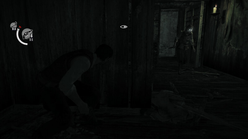 The Evil Within – ステルスプレイ (1)