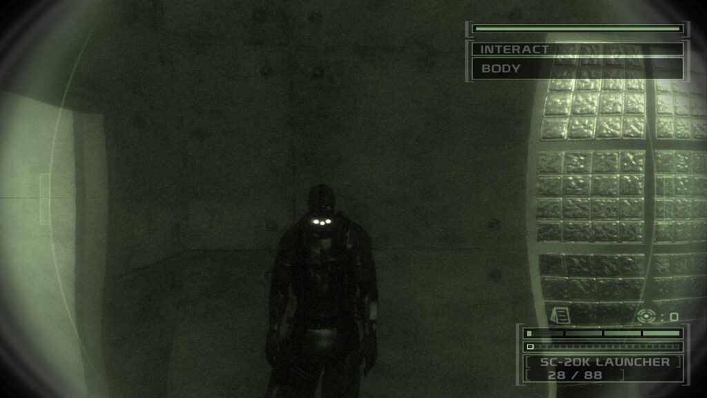 Splinter Cell Chaos Theory – 最早伝統 (2)