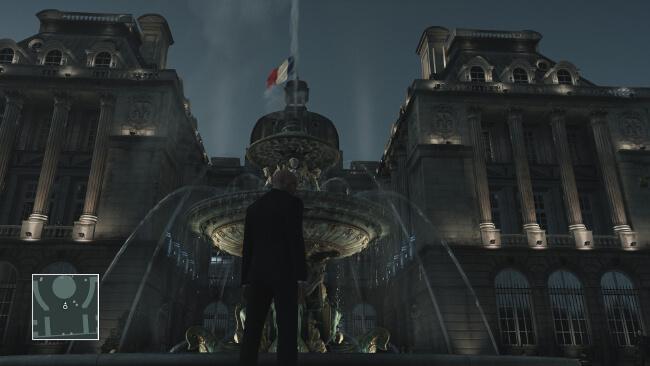 Hitman(2016) – パリを散策 (4)