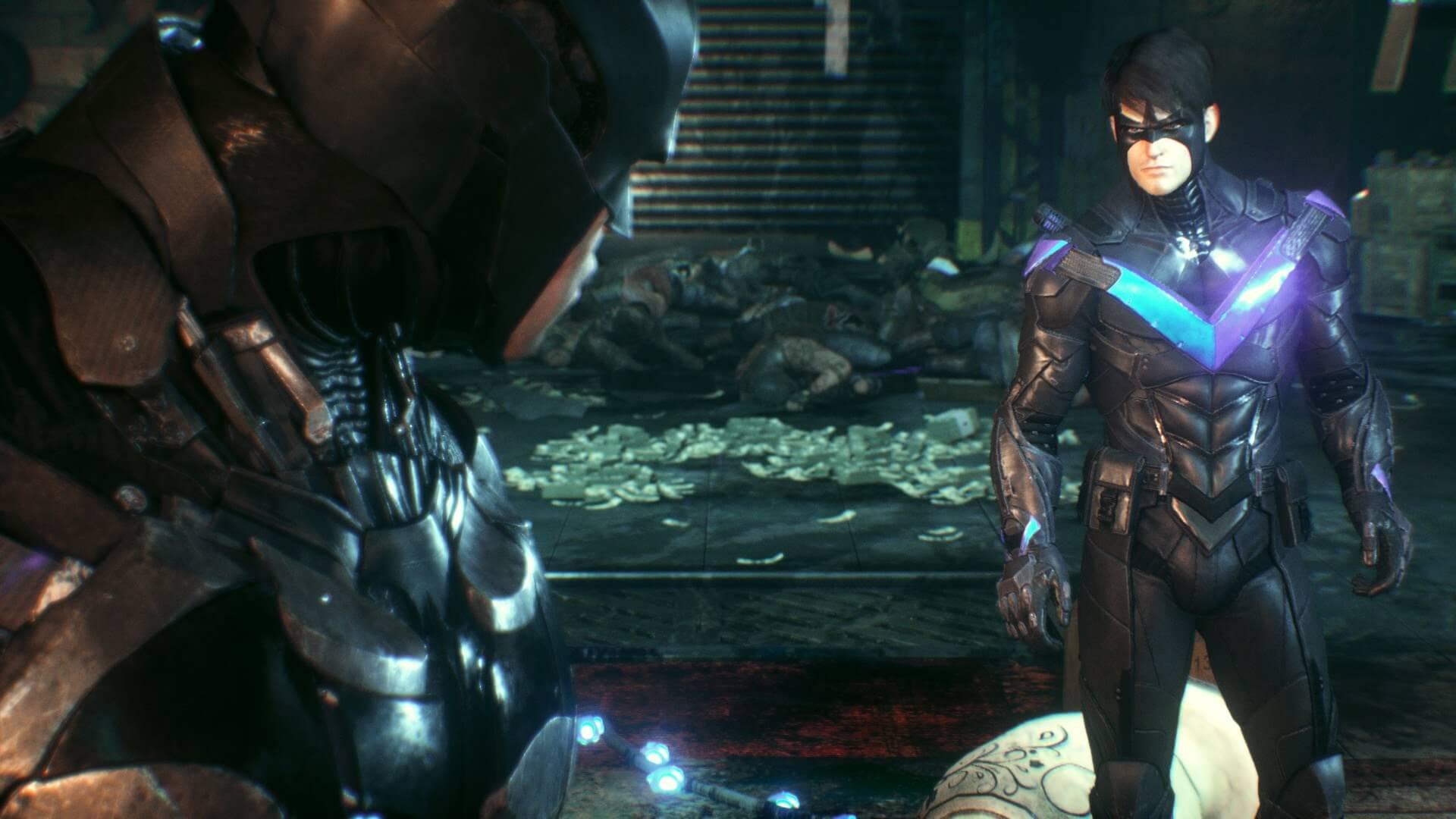 バットマン以外にもお馴染みのサブキャラが登場する。