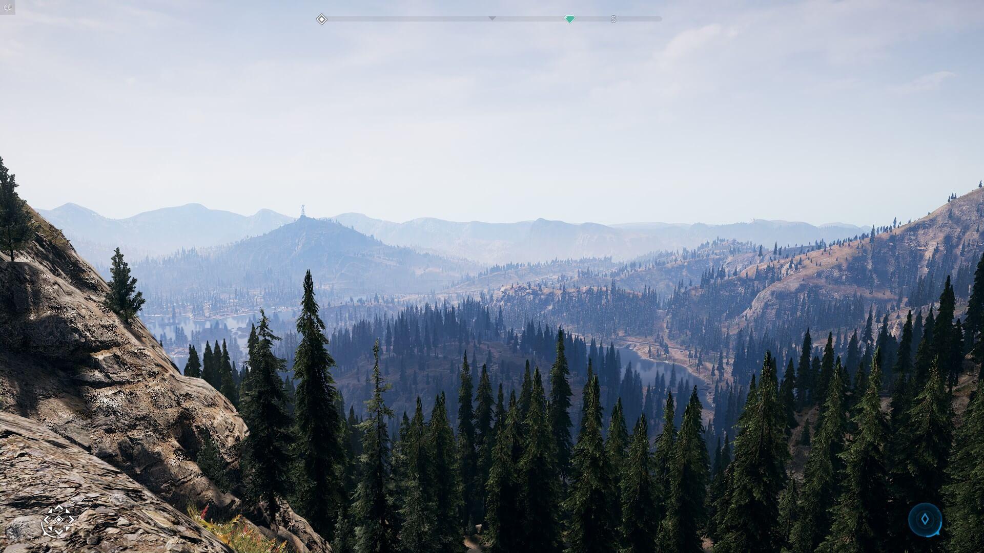 大自然に囲まれたモンタナ州「ホープ・カントリー」。この土地を開放した後は散策するのも良いかも?